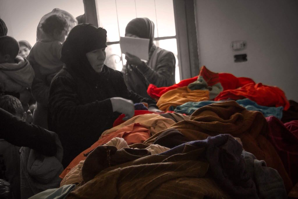 20,000 families receive warm clothes in Lebanon!