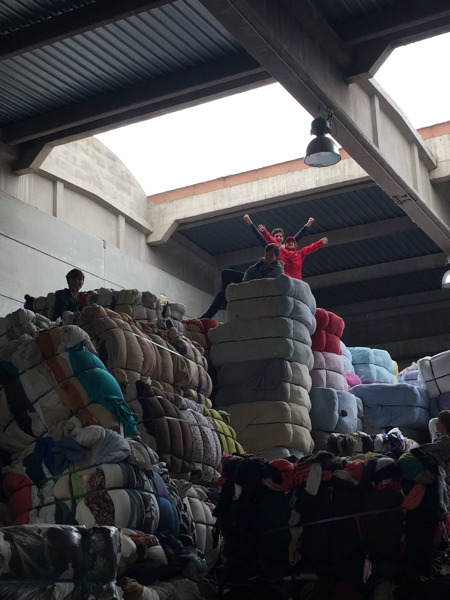 SB OverSeas and PwC together to send '25 Tonnes of Hope' to Lebanon