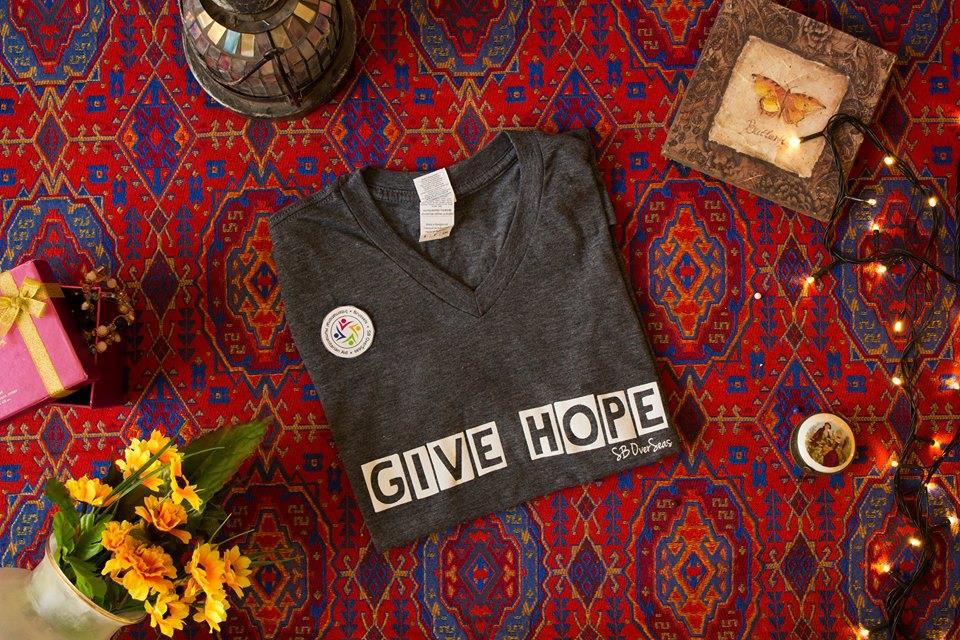 SB OverSeas wraps up its #GiveHope campaign in Lebanon