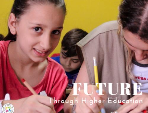 Education supérieure: un outil puissant pour se construire un nouveau futur dans un nouvel endroit