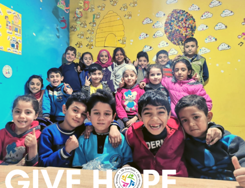Notre campagne annuelle Give Hope