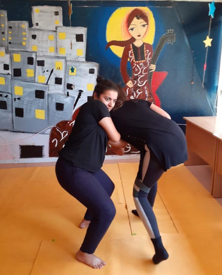 Learning how to use your physical & mental strengh through self-defense courses