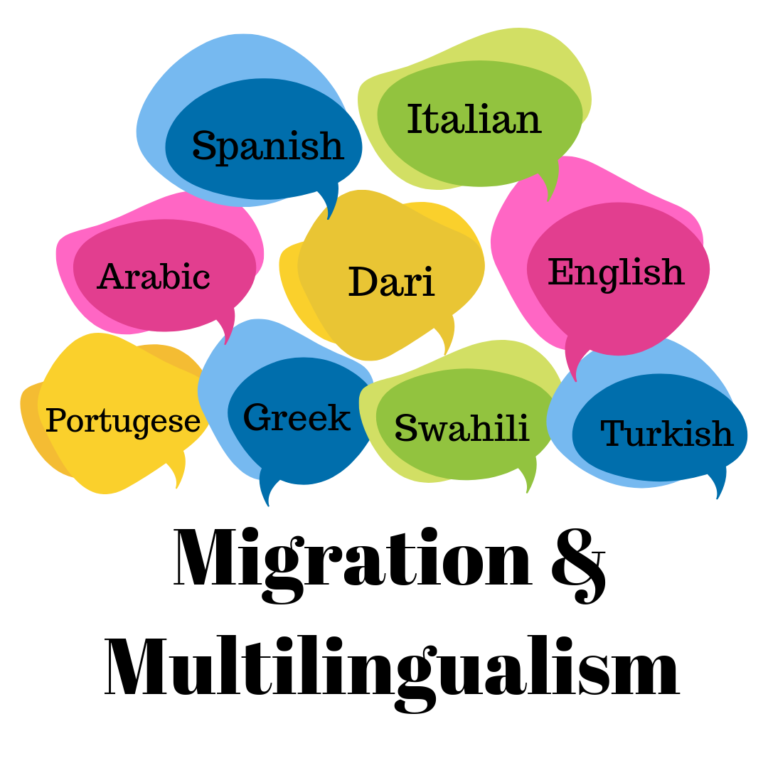 Migration and Multilingualism: Encouraging diverse linguistic inclusion