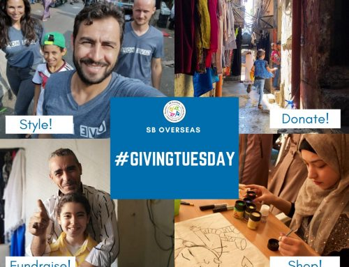 Giving Hope 4 Ways on Giving Tuesday