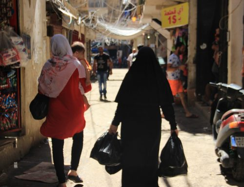 A community of families in the dark – help us get COVID-19 response to Shatila